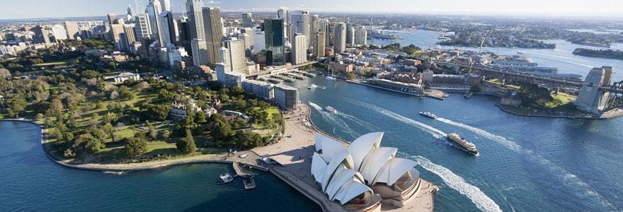 Un circuit en Australie