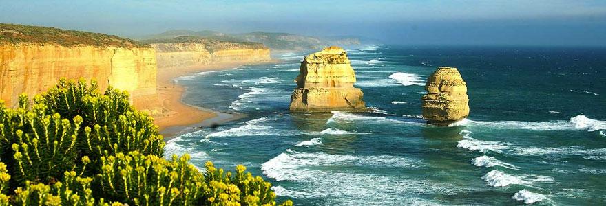 sud-est de l'Australie