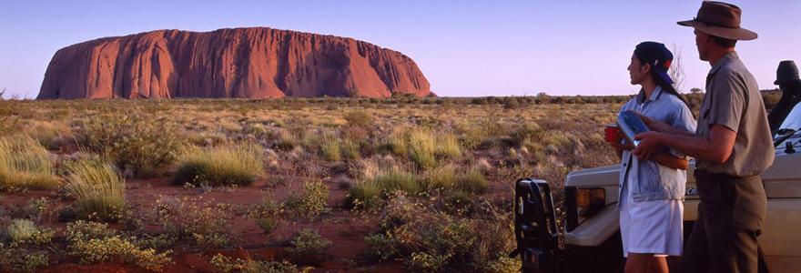 Partir vacances en Australie